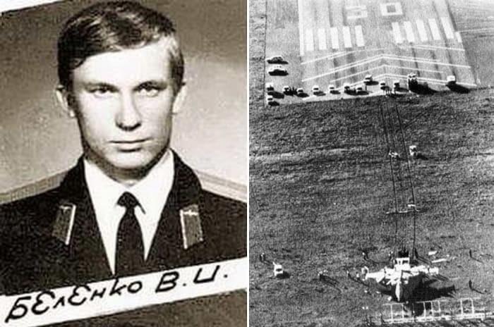Russian Pilot Escaped to USA on Super Secret Air Force MiG-25 Jet