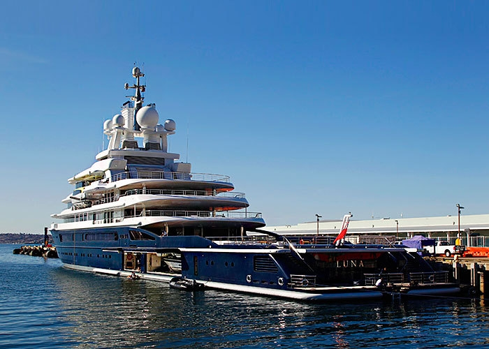 Most Expensive Yachts of Russian Billionaires