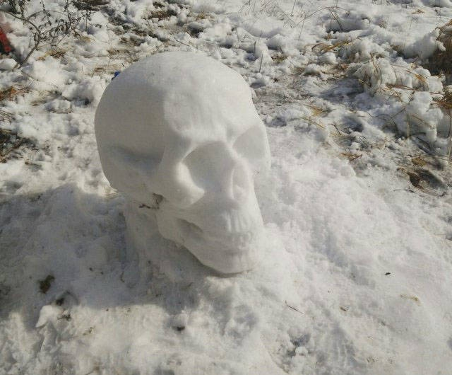 Photos Proving Winter Is Here