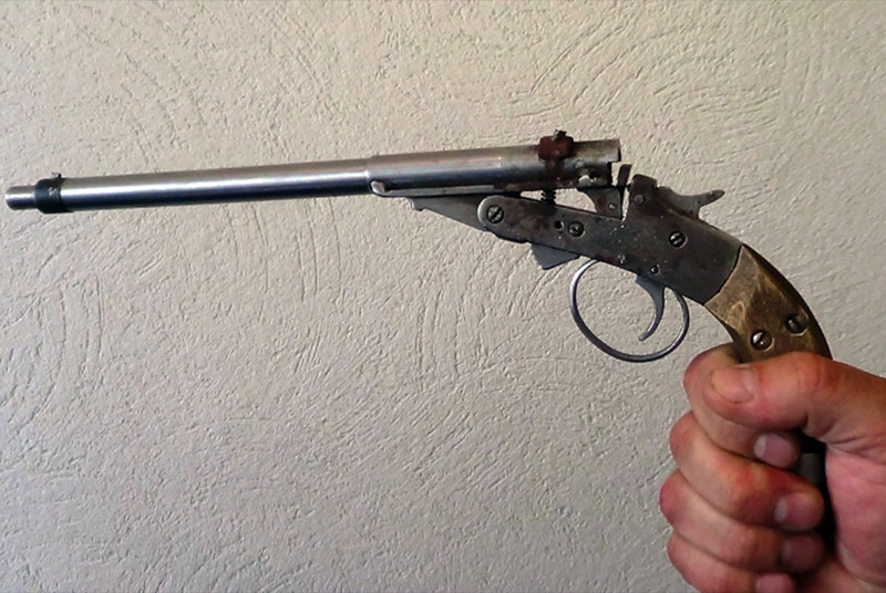 14 Examples of Curious Russian Self-Made Illegal Weapons