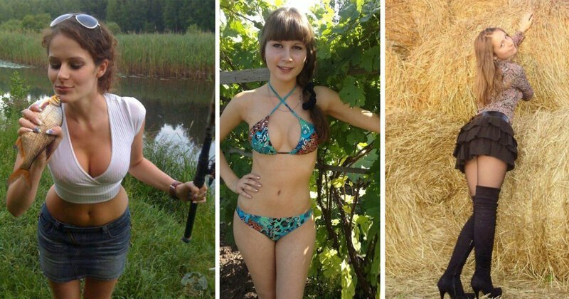Women from Russian Villages [36 photos]