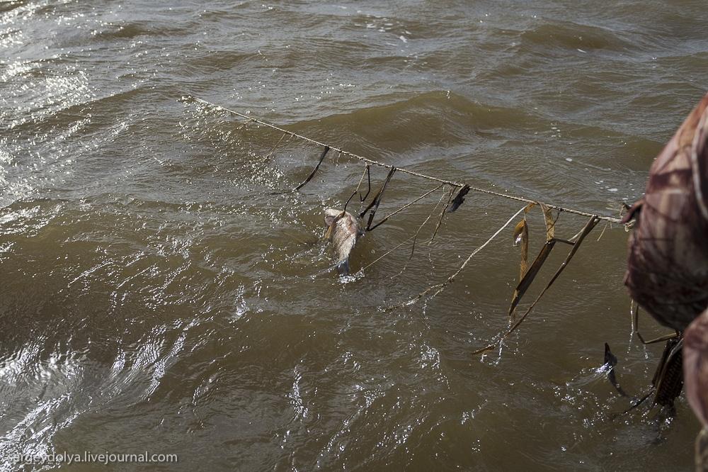 куда запрещено приносить рыболовную снасть