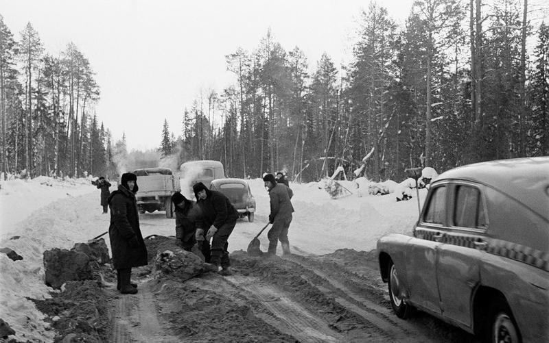Bear Wrestling, Bear Feeding and more fun of Soviet Oil Capital