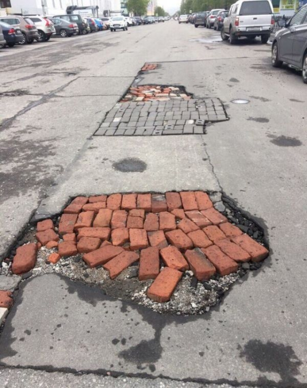 Interesting photos from Russian Roads [photos]