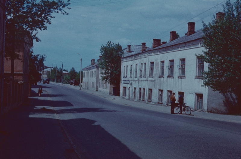 Russian city Tver in 1960s 1970s [photos]