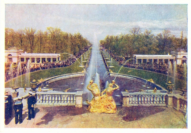 Leningrad (St.Petersburg) in 1952 [photos]