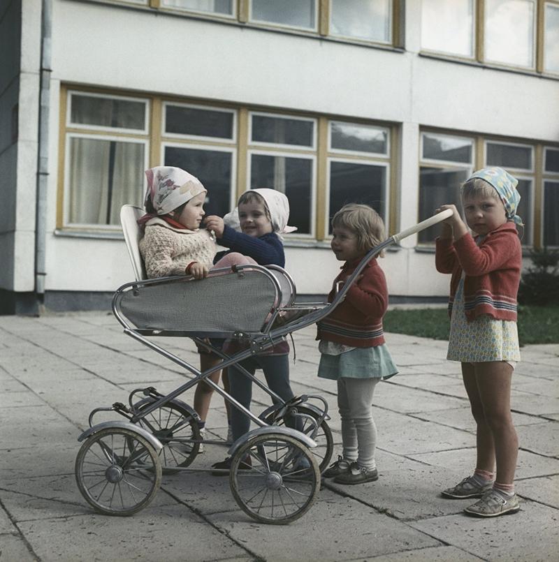 Soviet Vilnius in Pictures