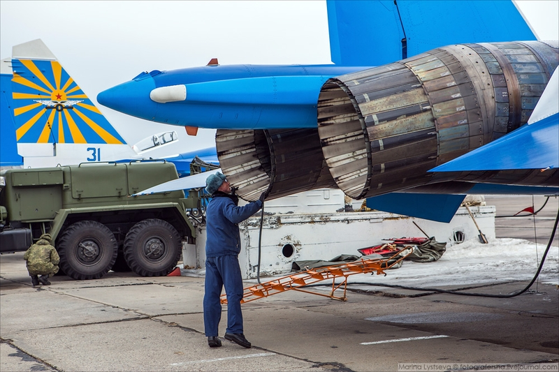 Russian Aerobatics 118