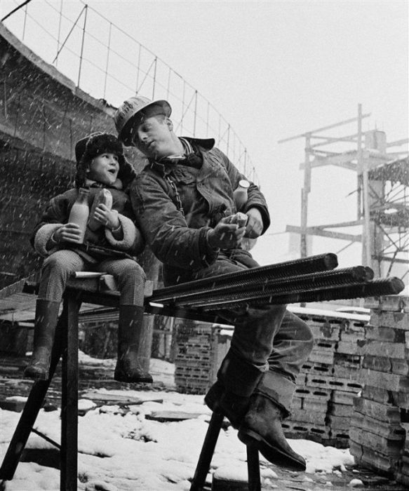 Awesome Soviet Historical Photos