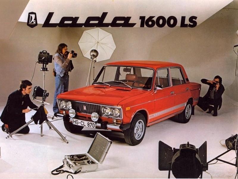 15 Old Soviet Car Ads