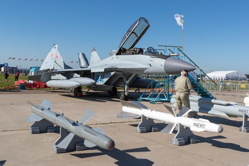 More Photos from a MAKS-2017 Airshow [photos]
