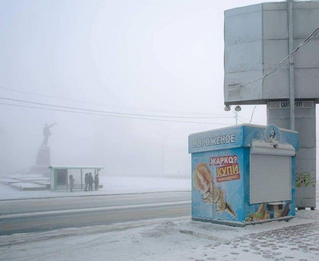 Photographs of Russia, Mix 1