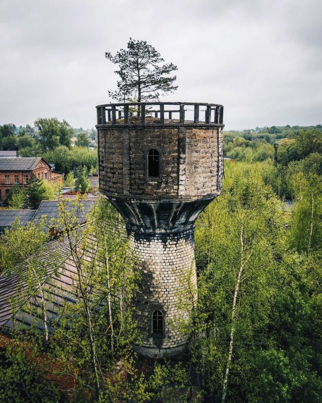 Abandoned Russia from Bird Eye View [25 photo]