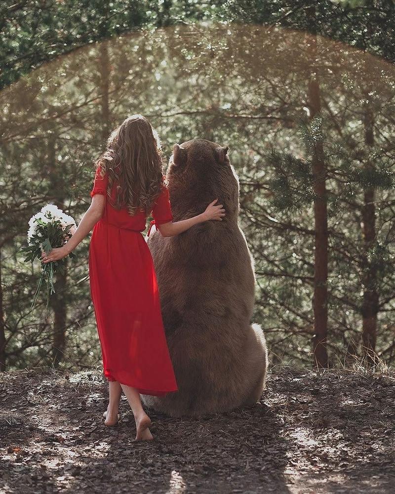 Extreme Photography of Olga Barantseva