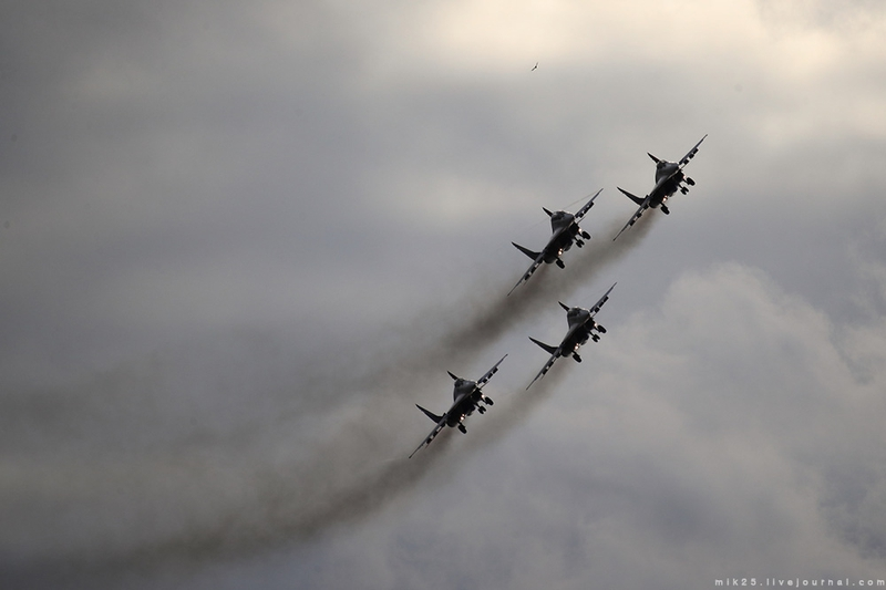 The Swifts Aerobatic Group Recent Flights