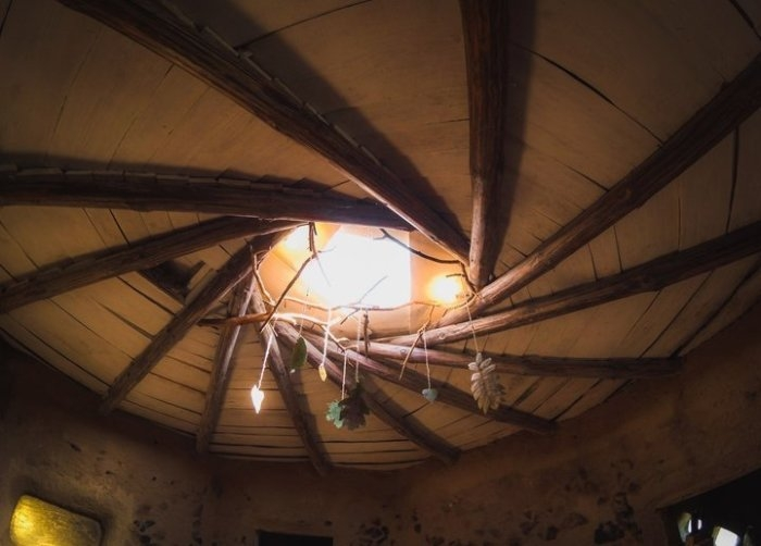 Man from Belarus Made a Hobbit House