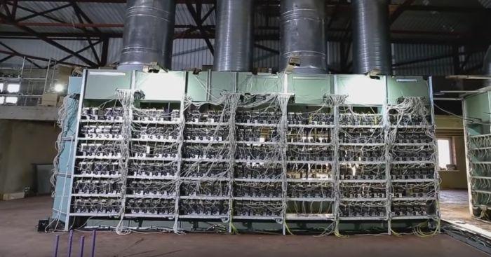 Russian Biggest Bitcoin Mining Farm - English Russia