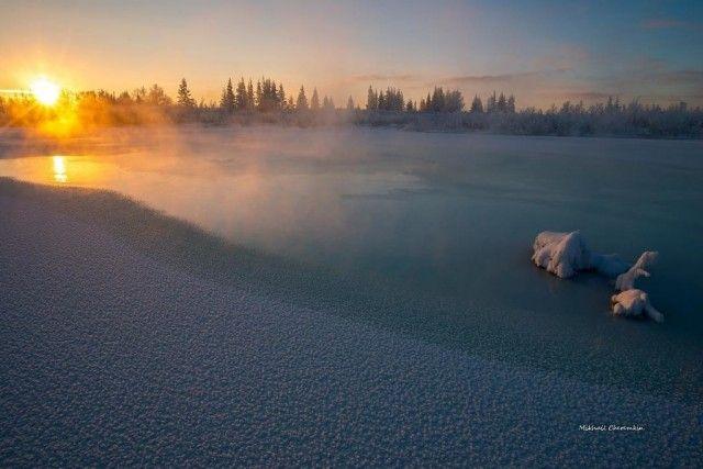 Russian Nature of Yakutia Region by Mikhail [photos]
