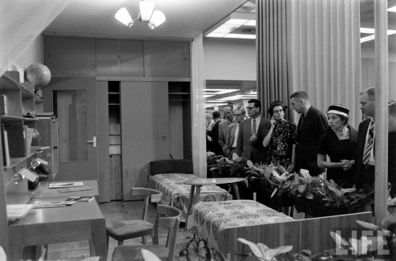 Russian Expo in New York in 1959
