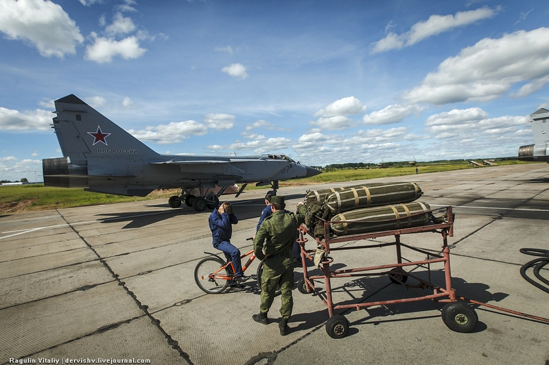 Russian Air Defence Forces are 75 Years Old Now