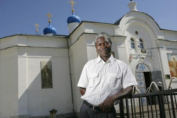 First in Russia Black Legislator Wins 69% of the Votes