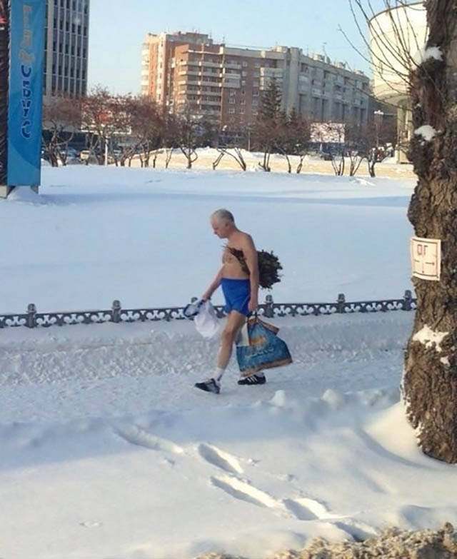 Another Set of Funny Photos from Russia