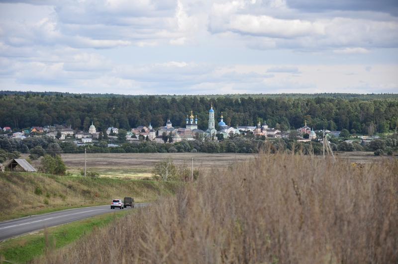Nine the Oldest Monasteries of Russia