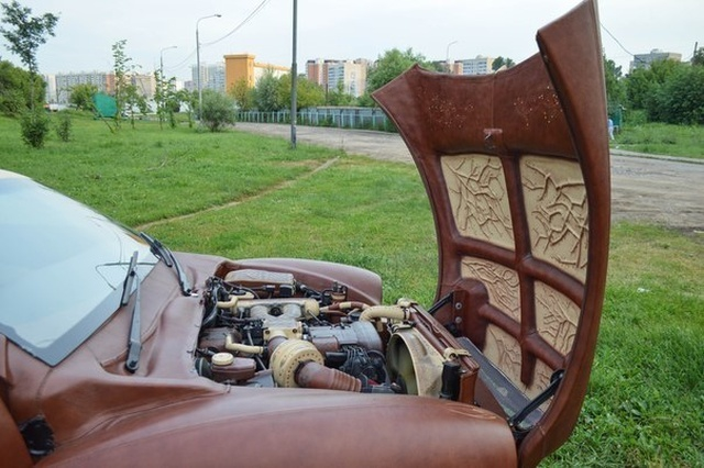 Russian Oligarch Exclusive Car for Sale