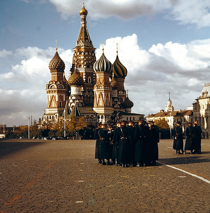 Another Foreigner Visits Russian in 1956 and This Is What He Saw