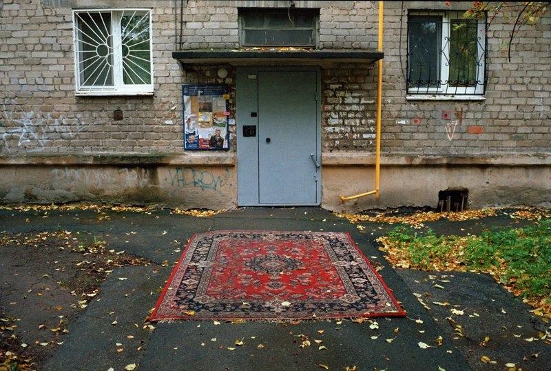 What Happens When Carpets Leave Apartments