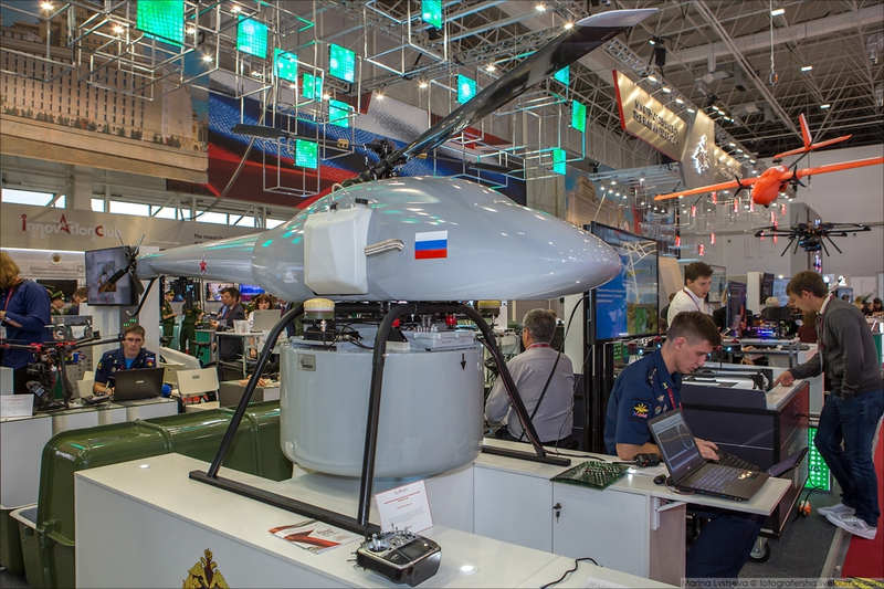 26,000 Different Weapons on Display at Army 2018 Russian Armaments Expo