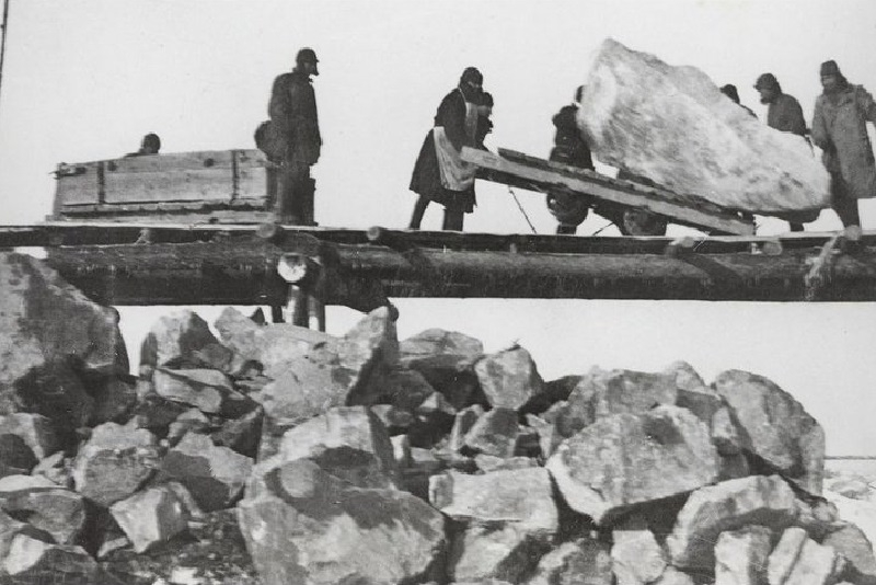 Echoes of History: Five Remains of the Most Horrid Stalins Gulag Camp System