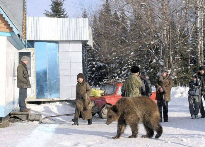 Another Selection of Weird and Interesting Pictures from Russia
