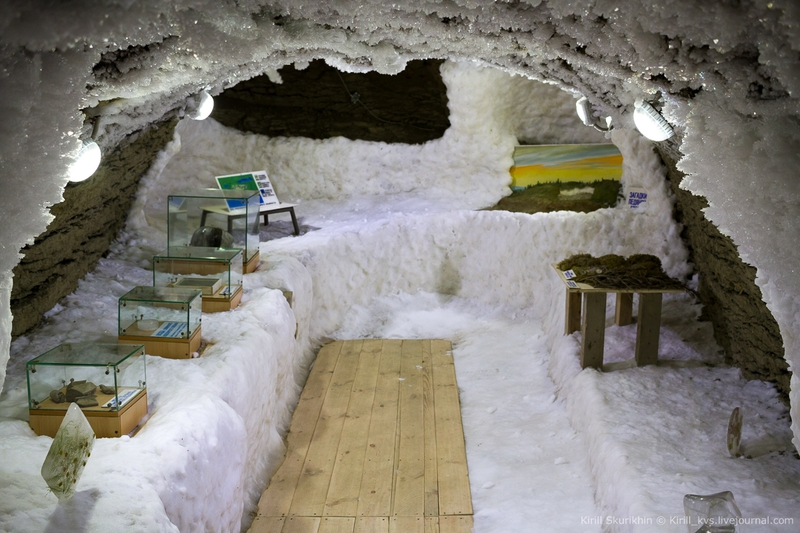 A Museum of Permafrost [44 photos]