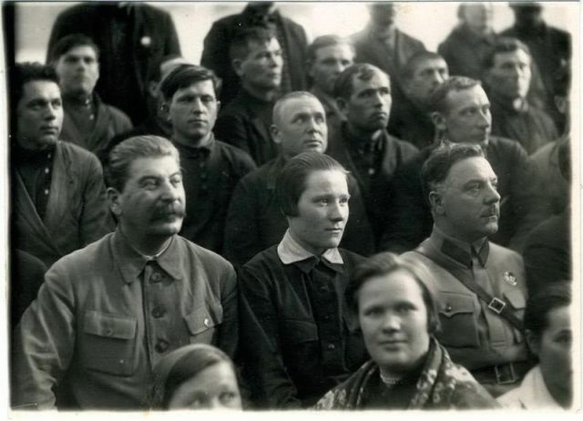 Smiling Stalin Photos [photos]