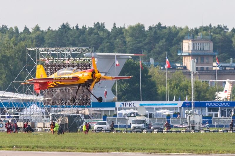 More Photos from MAKS-2017 Air Show [photos]