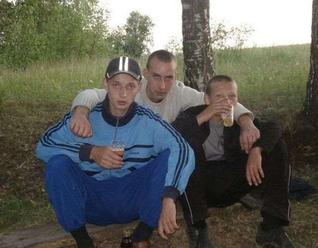 Diminishing Gopniks Culture from Russia [photos]