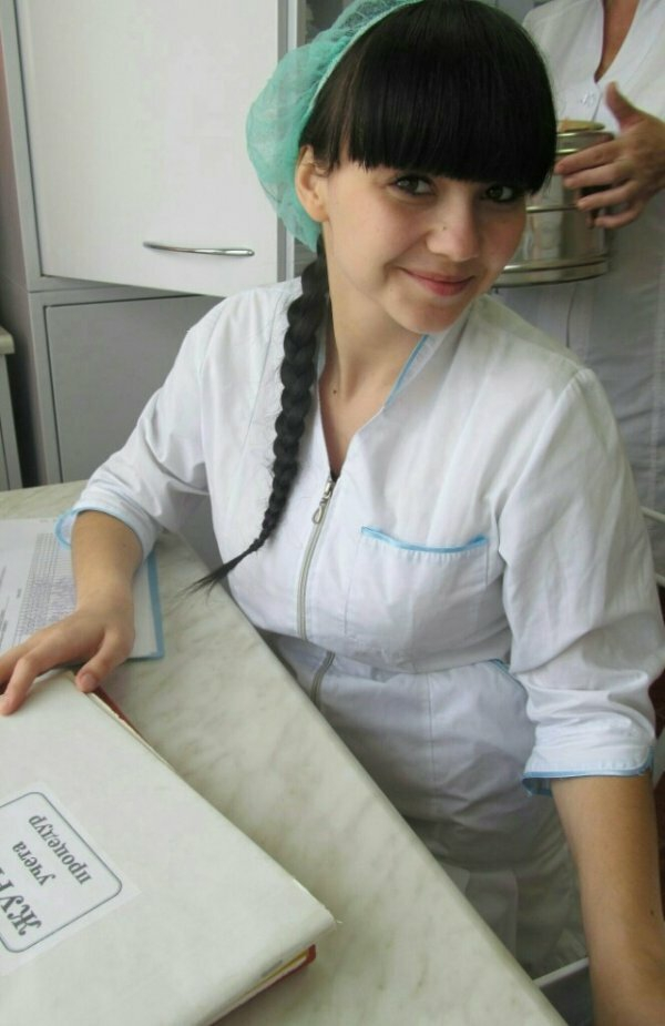 Russian Nurses at their Job [49 Photos]
