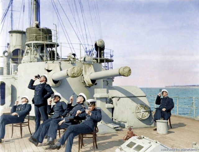 Early 20th Century New Colorized photos of Russia [photos]