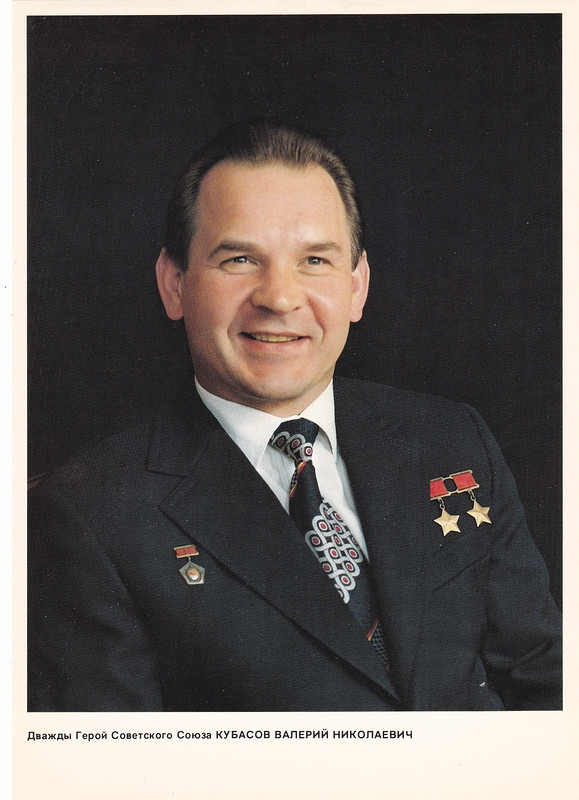 All Cosmonauts of USSR: Their Photos and Little Stories
