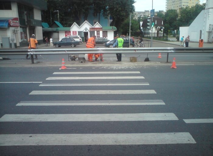 Six Examples of Russian Crosswalks That Are Only in Russia