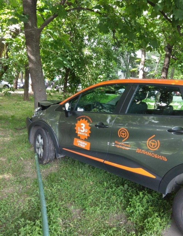 Troubled Fate of Moscow Car Sharing