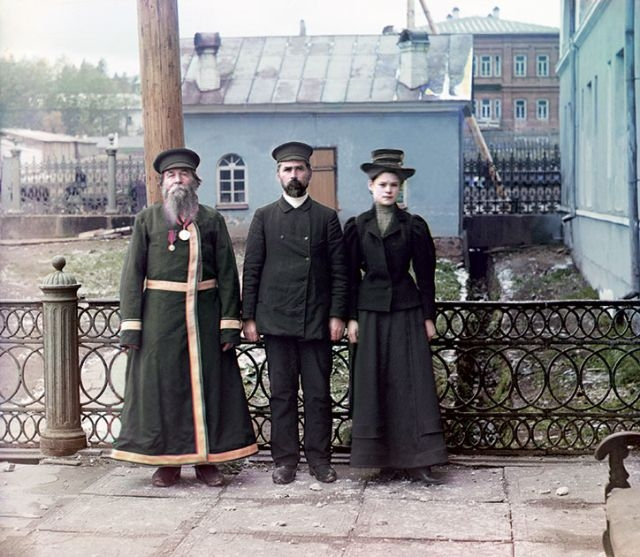 Russian Empire in Full Color [photos]