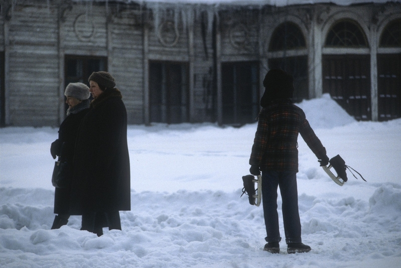 Foreign Tourist in Moscow, 1982 [29 photos]