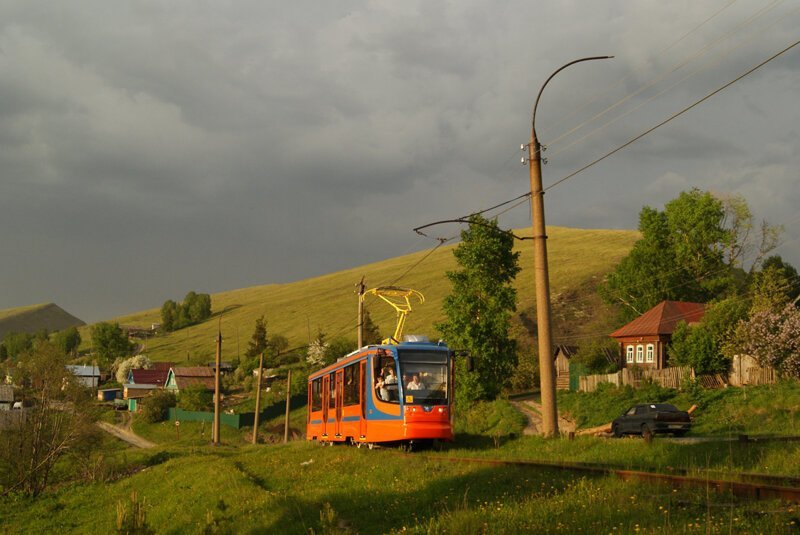 Nice Tram Photos from the Russia [50 photos]