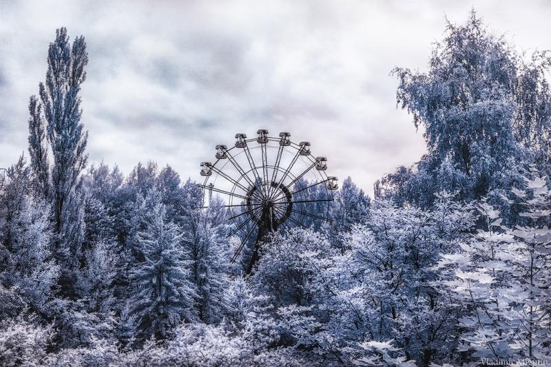 Pripyat Infrared Photography [photos]