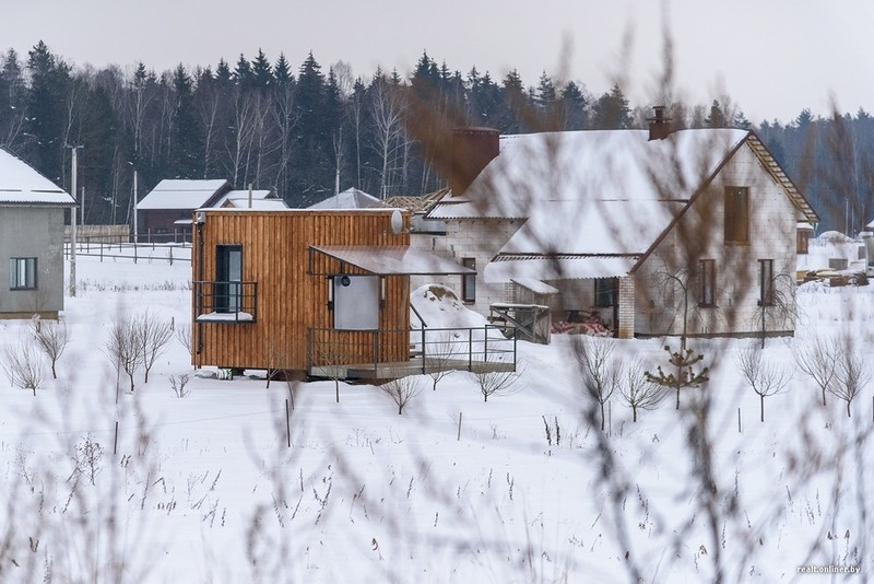 A Family in Belarus Lives in a 16 m2 Awesome House
