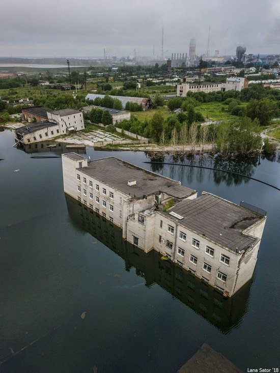 Berezniki - a City That Stands on the Edge of the Abyss