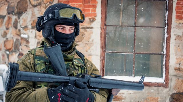 10 Firearms of Russia Special Force [photos]