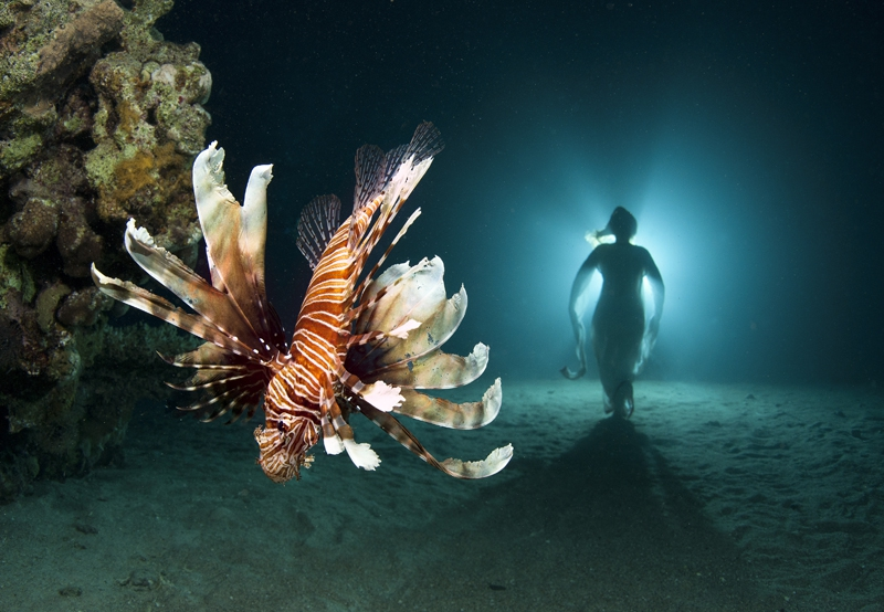 Underwater Caves Photographer from Russia [photos]